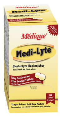 MEDI-LYTE 100 Tablets