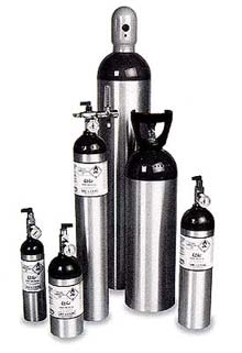 Compressed Gas Cylinders - Safety Meeting Kit