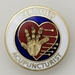 Certified Acupuncturist Emblem Pin