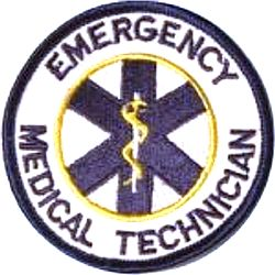 Embroidered Patch - EMT