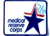 Embroidered Patch - Large Medical Reserve Corps Patch - SSPAT-21