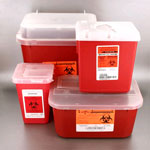 Biohazard Containers
