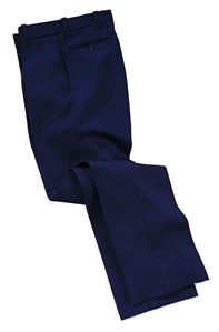 Mens Navy Blue Gabardine Trouser (Matches FD Blouse Coat)
