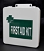 Empty 24 Unit Size Metal First Aid Box - AMC-U24