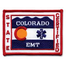Colorado Paramedic Patch