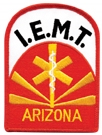 Arizona EMT-I Patch