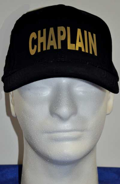 Chaplain Ball Cap