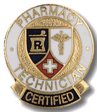 Certified Pharmacy Technician Pin / Certified, Pharmacy Technician, Pin