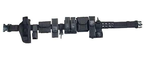 Police Uniform Duty Belt Gun Belt, Uniform Belt, EMS Belt, Fire Belt, Uniform Belt, Belts, Rothco Belt