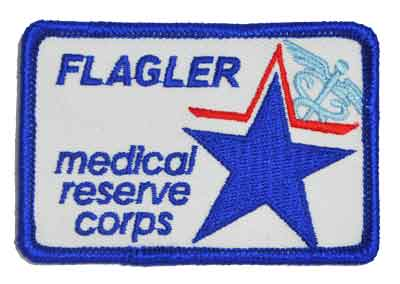 MRC Patch Small with Custom Title