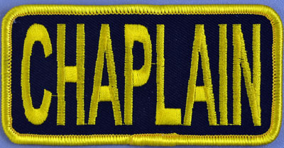 Embroidered RN Patch