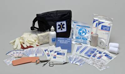 Team Player Sports First Aid Kit