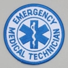 Emergency Medical Technician Patch EMT patch, Emergency Medical Technician, Emergency med tech, patch, patches, ems patches